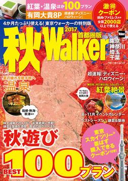 秋Walker首都圏版2017-電子書籍