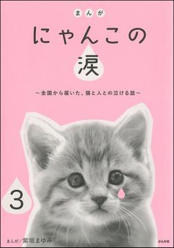 まんが にゃんこの涙~全国から届いた、猫と人との泣ける話~(分冊版) 【第3話】-電子書籍