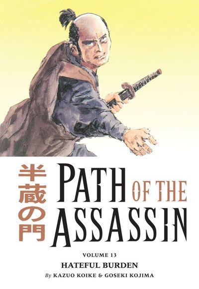 Path of the Assassin Volume 13: Hateful Burden??