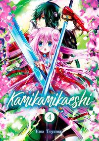 Kamikamikaeshi Volume 4