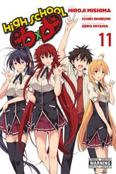 High School DxD, Vol. 11