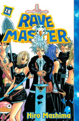 Rave Master Volume 28