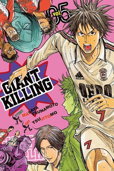 Giant Killing Volume 5