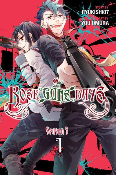 Rose Guns Days Season 3, Vol. 1