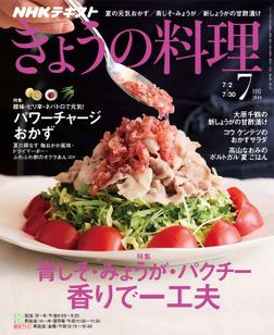 NHK きょうの料理 2018年7月号-電子書籍
