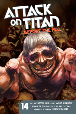 Attack on Titan: Before the Fall 14-電子書籍