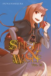 Spice and Wolf, Vol. 14
