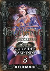 GOD SIDER SECOND, Volume 3