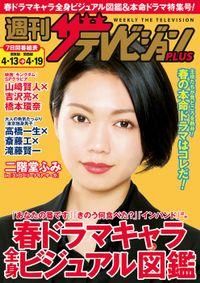 週刊ザテレビジョン PLUS 2019年4月19日号