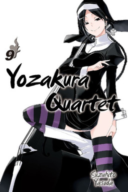 Yozakura Quartet Volume 9