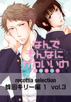 recottia selection 蜂田キリー編1 vol.3-電子書籍