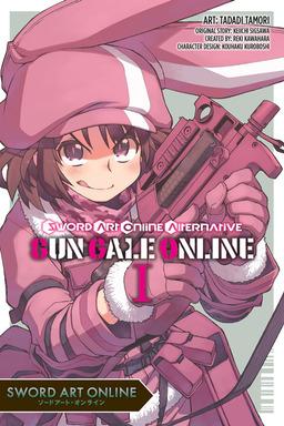 Sword Art Online Alternative Gun Gale Online, Vol. 1