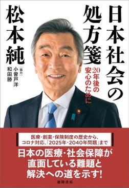 日本社会の処方箋 20年後の安心のために-電子書籍