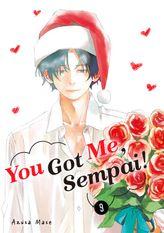 You Got Me, Sempai! 9