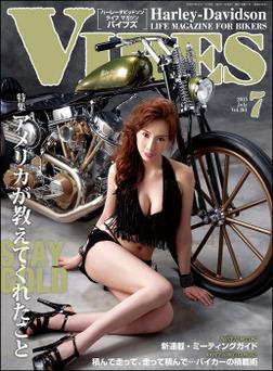 VIBES【バイブズ】2015年7月号-電子書籍