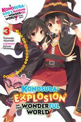 Konosuba: An Explosion on This Wonderful World!, Vol. 3