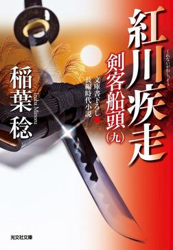 紅川疾走~剣客船頭(九)~-電子書籍
