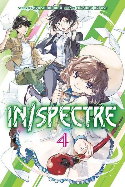 In/Spectre Volume 4