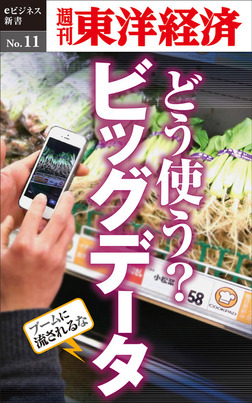 どう使う?ビッグデータ―週刊東洋経済eビジネス新書No.11-電子書籍