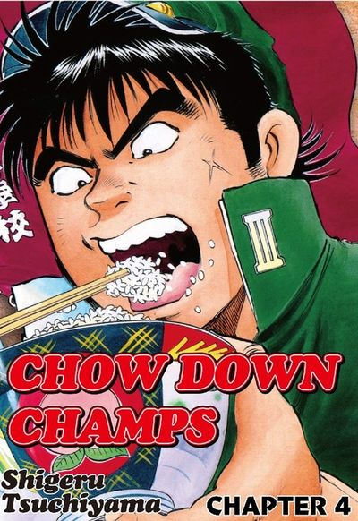 CHOW DOWN CHAMPS, Chapter 4