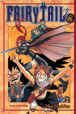 Fairy Tail 8-電子書籍