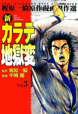 新カラテ地獄変3-電子書籍