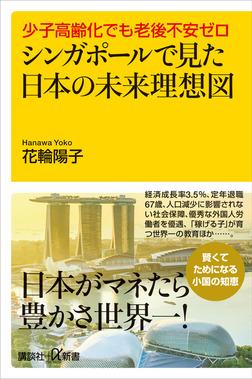 少子高齢化でも老後不安ゼロ シンガポールで見た日本の未来理想図-電子書籍