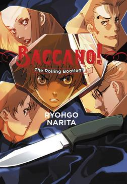Baccano!, Vol. 1-電子書籍
