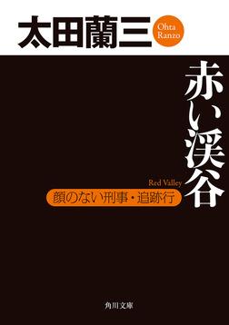 赤い渓谷 顔のない刑事・追跡行-電子書籍