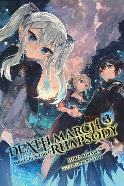 Death March to the Parallel World Rhapsody, Vol. 3