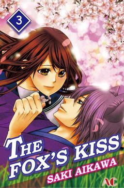 THE FOX'S KISS, Volume 3