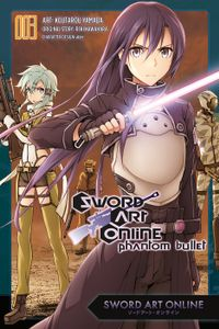 Sword Art Online: Phantom Bullet, Vol. 3