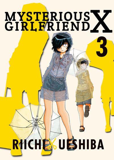 Mysterious Girlfriend X Volume 3
