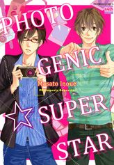 Photogenic Superstar (Yaoi Manga), Volume 1
