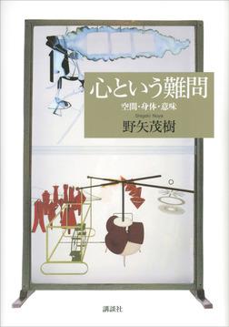 心という難問 空間・身体・意味-電子書籍