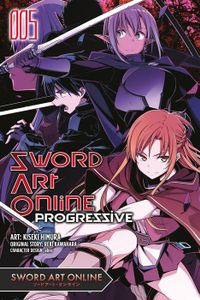 Sword Art Online Progressive, Vol. 5