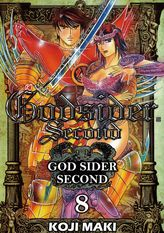 GOD SIDER SECOND, Volume 8