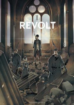 REVOLT(1)-電子書籍