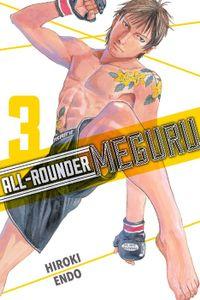 All-Rounder Meguru Volume 3