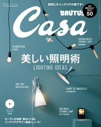 Casa BRUTUS(カーサ ブルータス) 2017年 1月号 [美しい照明術]