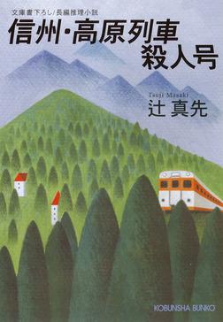 信州・高原列車殺人号-電子書籍