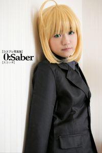 【コスプレ写真集】0:Saber【スコッチ】