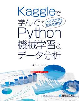 Kaggleで学んでハイスコアをたたき出す! Python機械学習&データ分析-電子書籍