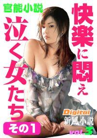 【官能小説】快楽に悶え泣く女たち その1 ~Digital新風小説 vol.3~