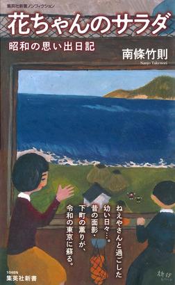 花ちゃんのサラダ 昭和の思い出日記-電子書籍
