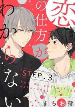恋の仕方がわからない【STEP.3】-電子書籍