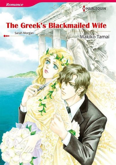 The Greek's Blackmailed Wife