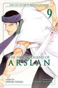 The Heroic Legend of Arslan 9