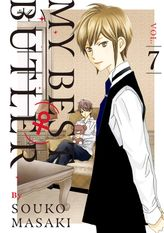 My Best (♀) Butler 7