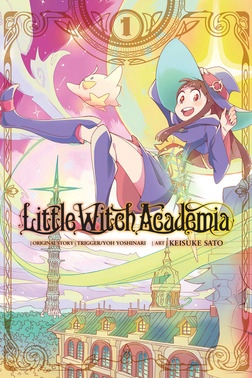 Little Witch Academia, Vol. 1-電子書籍